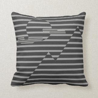 Cool line landscape cushion