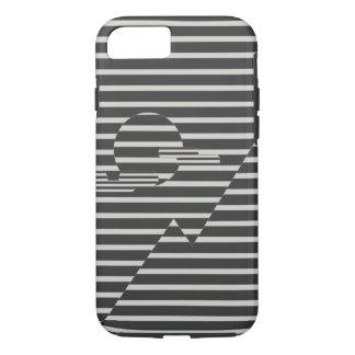Cool line landscape iPhone 8/7 case