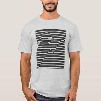 Cool line landscape T-Shirt