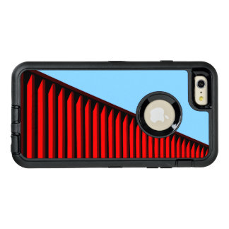 COOL Lines Line Pattern OtterBox Defender iPhone Case