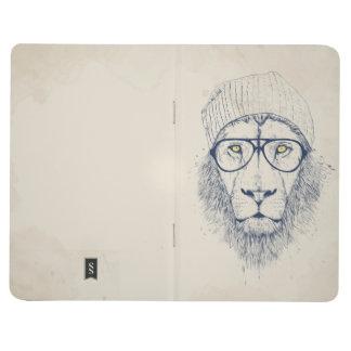 Cool lion journal