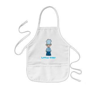 Cool Little Chef Kids Apron