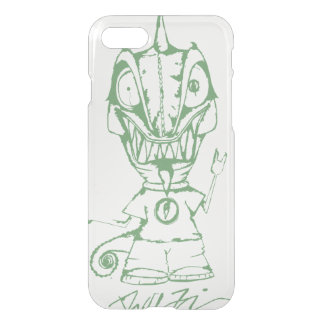 Cool lizard iPhone 7 case green