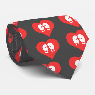 Cool Love Boxing Gloves Tie