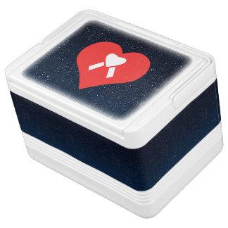 Cool Love Caring Igloo Cooler