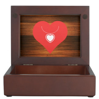 Cool Love Necklaces Memory Boxes