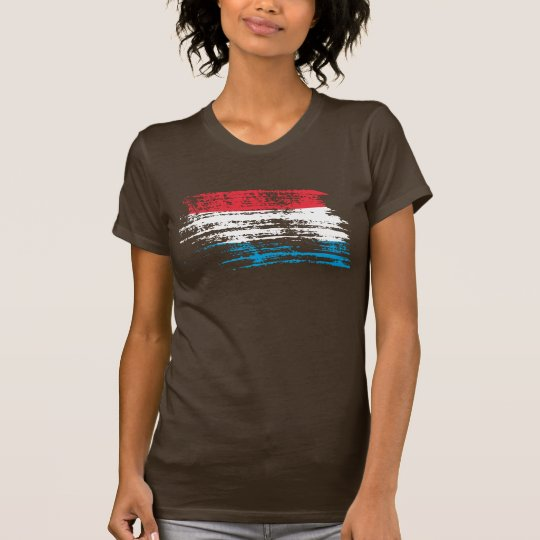 Cool Luxembourger flag design T-Shirt