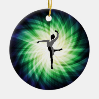 Cool Male Dancer Christmas Ornament