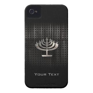 Cool Menorah iPhone 4 Case-Mate Cases