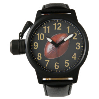 Cool Men's Football Watches in Many Watch Styles