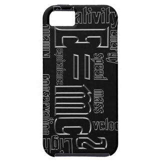 Cool Metallic Science Mass Equivalence Case For The iPhone 5