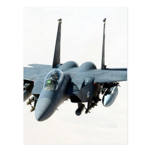 cool military aircraft helicopter Black-Hawk  f-15 Post Cards