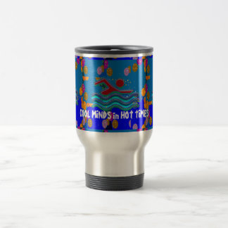 COOL MINDS in Hot Times Coffee Mugs