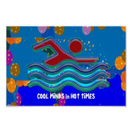 COOL MINDS in HOT TIMES Posters