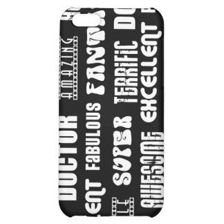 Cool Modern Design for Doctors Positive Words iPhone 5C Cover