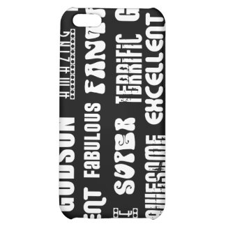 Cool Modern Design for Godsons Positive Words Cover For iPhone 5C