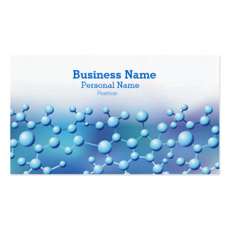 Cool Modern Science Laboratory Pharmacy Business Pack Of Standard Business Cards