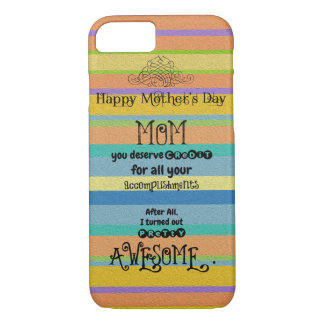 Cool MOM iPhone 7 Case