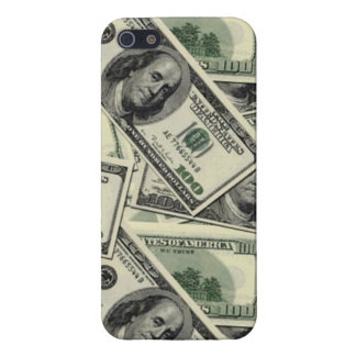 Cool Money Pattern iPhone 5 Cases