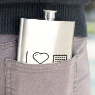 Cool Monthly Calendar Flask