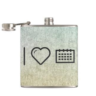 Cool Monthly Calendar Flasks