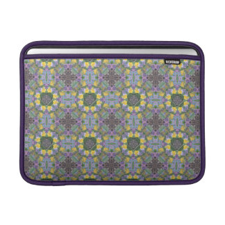 Cool Moonlight Rickshaw Macbook Air Sleeve