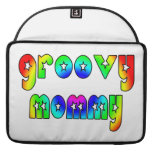 Cool Mothers Day & Hip Moms Birthdays Groovy Mummy