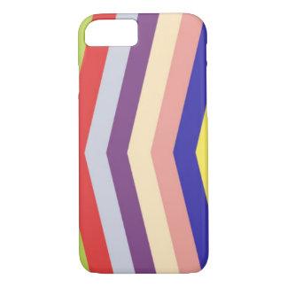 Cool multicolor iPhone 7 case