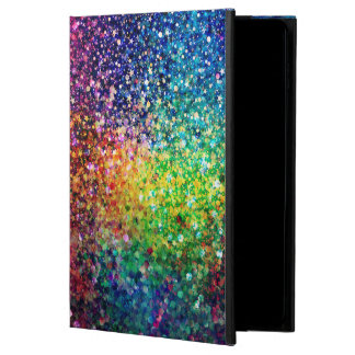 Cool Multicolor Retro Glitter & Sparkles Pattern 2 Powis iPad Air 2 Case