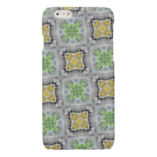 Cool multicolored abstract pattern iPhone 6 plus case