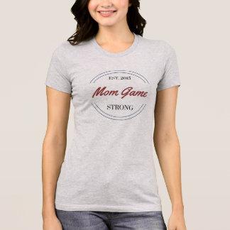 Cool Mum Game Strong T-Shirt