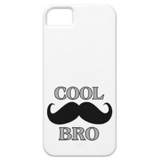 Cool Mustache Bro iPhone 5 Cases