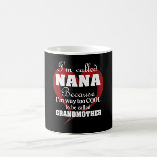 Cool Nana Coffee Mug