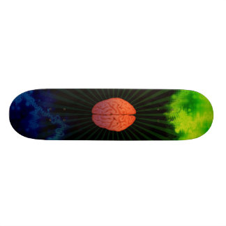 Cool Nerd Skateboard Deck