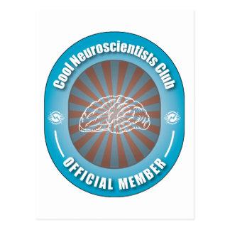 Cool Neuroscientists Club Postcard