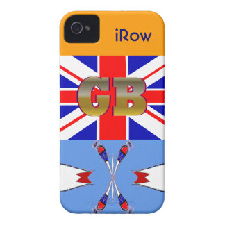 Cool New Great Britain Crew iRow iPhone Case Gift