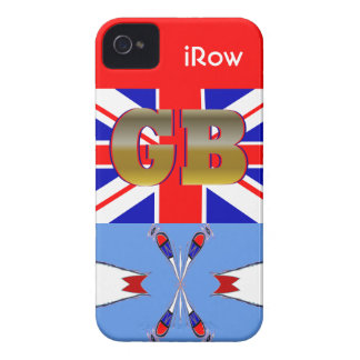 Cool New Great Britain Sport iRow iPhone Case Gift iPhone 4 Case