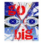 Cool New Large Extreme Sports Art Go Big Canvas Poster