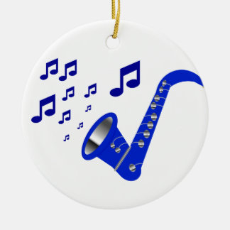Cool Notes Christmas Ornament