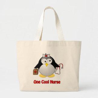 Cool Nurse Tote Bags