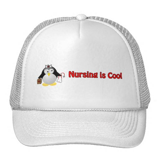 Cool Nurse Cap