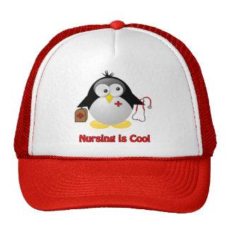 Cool Nurse Mesh Hats