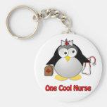 Cool Nurse Keychain