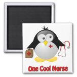 Cool Nurse Refrigerator Magnets