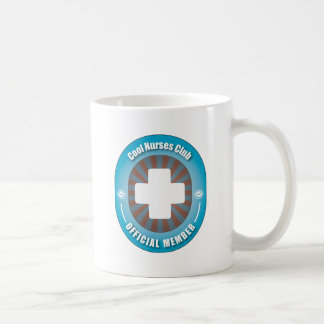 Cool Nurses Club Mug