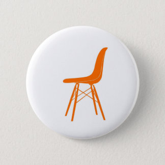 Cool objects eames chair 6 cm round badge