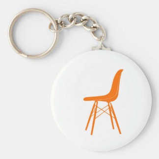 Cool objects eames chair key ring