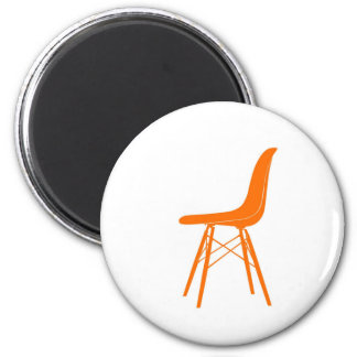 Cool objects eames chair 6 cm round magnet