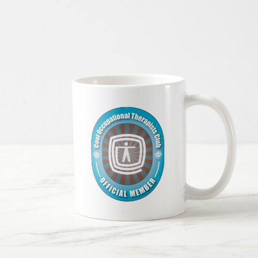 Cool Occupational Therapists Club Coffee Mugs