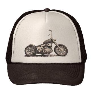 Cool Old Motorbike Hat